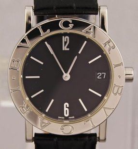BVLGARI Vintage Bvlgari Bb Sl Automatic Stainless Steel Watch Rx1111