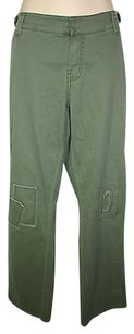 CAbi Olive Army Stretch Pants