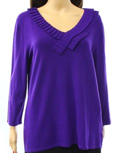 Cable & Gauge 3/4 Sleeve New With Tags Sweater