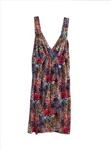 Cacique short dress Multi colored on Tradesy