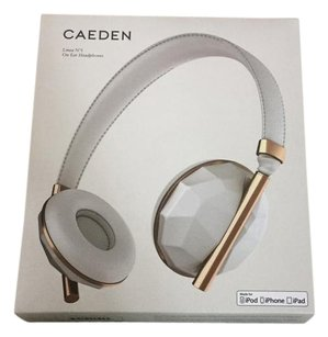 Caeden Linea N1 Faceted Ceramic & Rose Gold