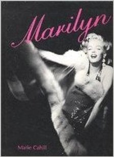Cahill Marie Marilyn Book and Some Like it Hot T-shirt,