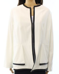 Calvin Klein Basic-jacket New With Tags 3400-2853 Coat
