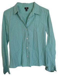 Calvin Klein Button Down Shirt Mint