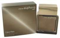 Calvin Klein EUPHORIA INTENSE by CALVIN KLEIN ~ Men's Eau de Toilette Spray 3.4 oz