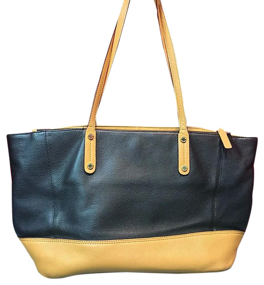 Calvin Klein Handbag Black And Tan Tote Bag on Sale, 81% Off ...