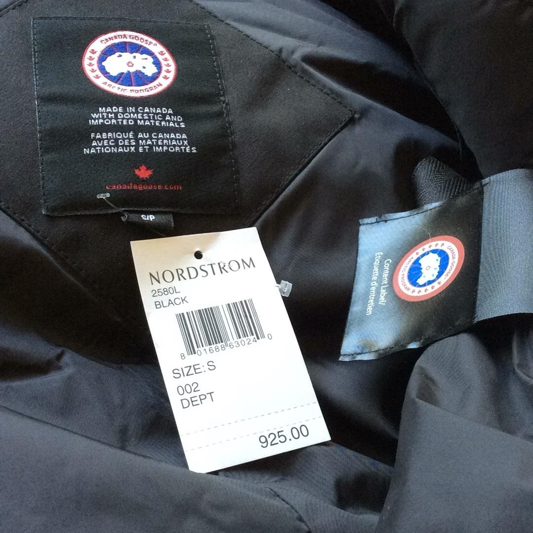 canada goose rossclair nordstrom
