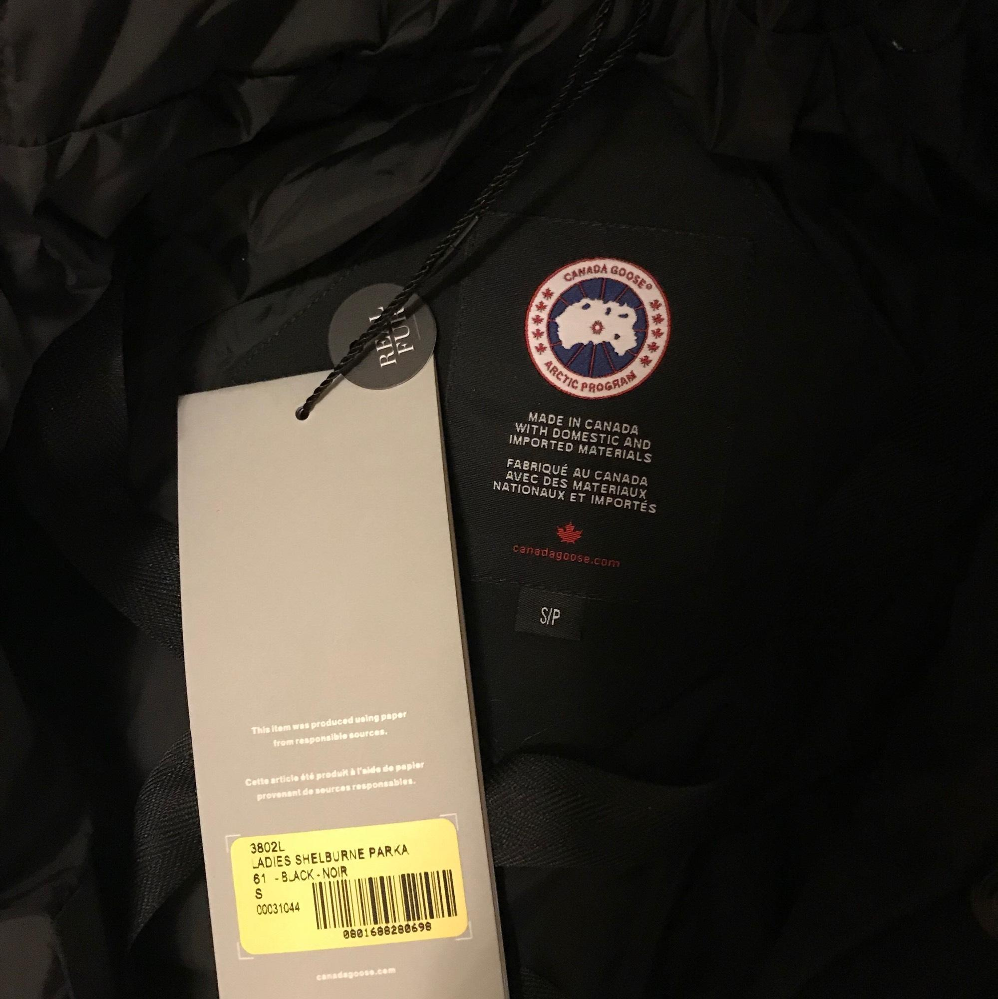 canada goose fur trim source