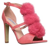Cape Robbin Heels-and-pumps Pink Sandals