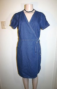 Carolina Blues Jean Dress