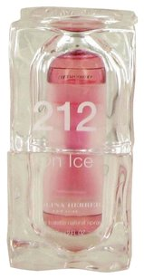 Carolina Herrera 212 On Ice By Carolina Herrera Eau De Toilette Spray 2 Oz