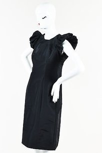 Carolina Herrera Silk Dress