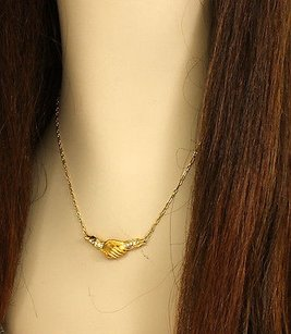Carrera y Carrera Carrera Y Carrera Diamonds 18k Yellow Gold Hand In Hand Pendant Necklace