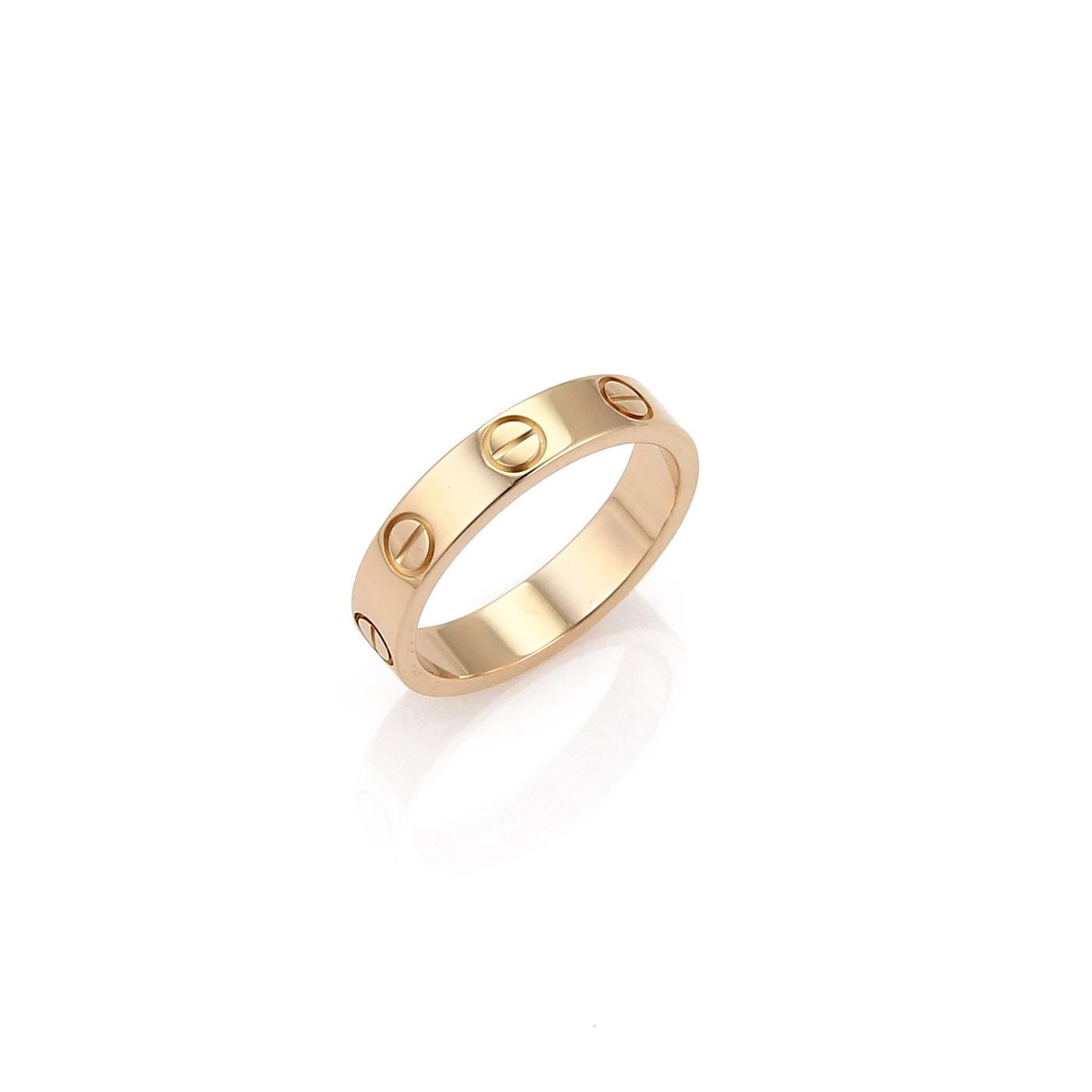 Cartier Rings Up to 70 off at Tradesy