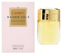 Cartier BAISER VOLE ESSENCE DE PARFUM by CARTIER EDP Spray ~ 2.7 oz / 80 ml