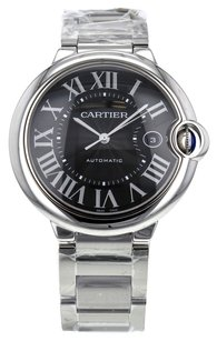 Cartier Ballon Bleu 42mm W69012Z4 Stainless Steel Automatic Men's Watch CRTSBB41