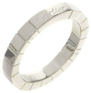 Cartier CARTIER 18K white gold ring US SIZE 5.25