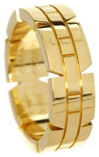 Cartier CARTIER 18K yellow gold Tank Francaise Ring US Ring Size: 5.25