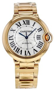 Cartier Cartier Ballon Bleu 33mm W69004Z2 18K Rose Gold Watch for Women CRTBBR4