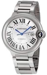 Cartier Cartier Men's Ballon Bleu Stainless Steel Luxury Watch W69012Z4