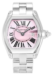 Cartier CARTIER ROADSTER W62017V3 STAINLESSS STEEL LADIES WATCH