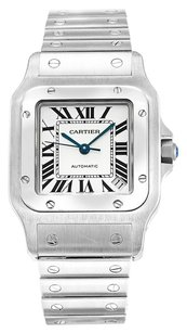Cartier CARTIER SANTOS W20098D6 STAINLESS STEEL MEN'S Watch