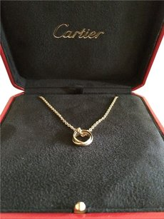 Cartier Cartier Trinity Necklace (with Certificate of Authenticity)
