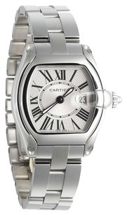 Cartier Cartier W62016V3 Roadster Stainless Steel Ladies Watch (Brand New)