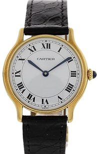 Cartier Cartier Ronde Vintage 18k Yellow Gold Watch