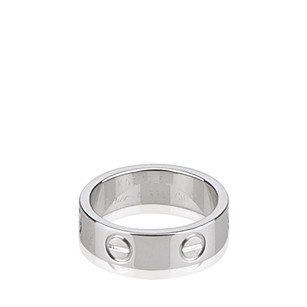 Cartier Jewelry,metal,ring,silver,6ecarg002