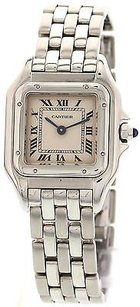 Cartier Ladies Cartier Panthere Stainless Steel Watch 1320