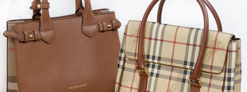 Burberry Bags Leather