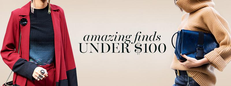 Amazing Finds Under $100