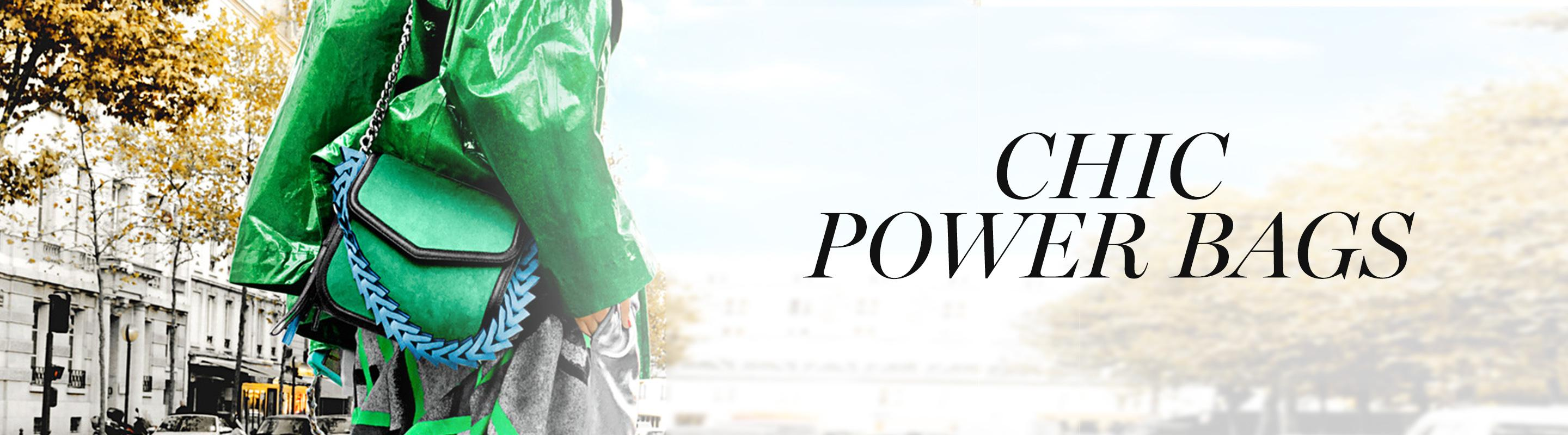Chic Power Bags