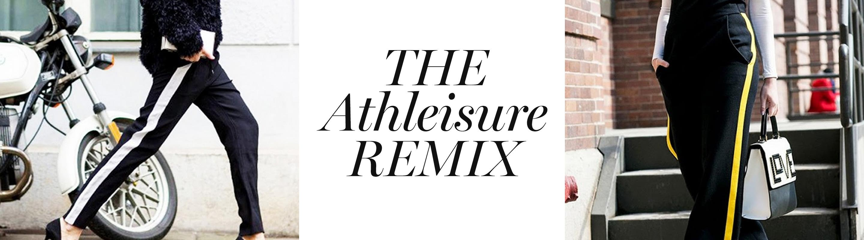 The Athleisure Remix