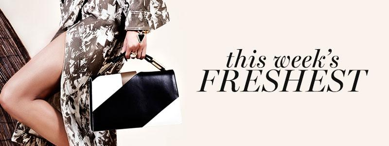 This Week's Freshest