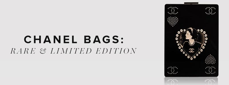 Chanel Bags: Rare & Limited Edition