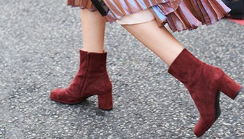 Boots + Booties