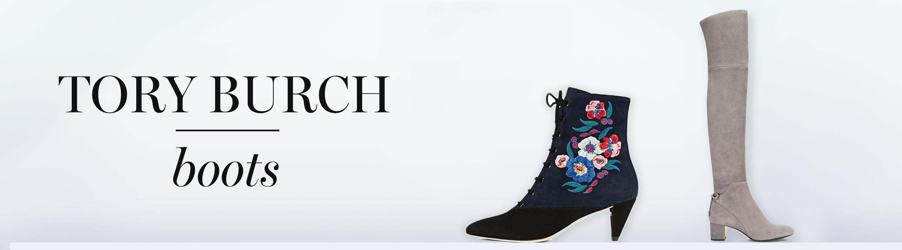Just In: Tory Burch Boots