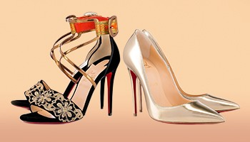 The Louboutin Shoe Salon