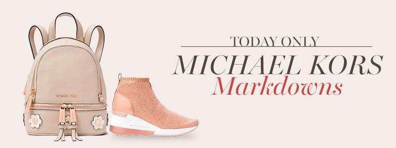 Today Only: Michael Kors Markdowns