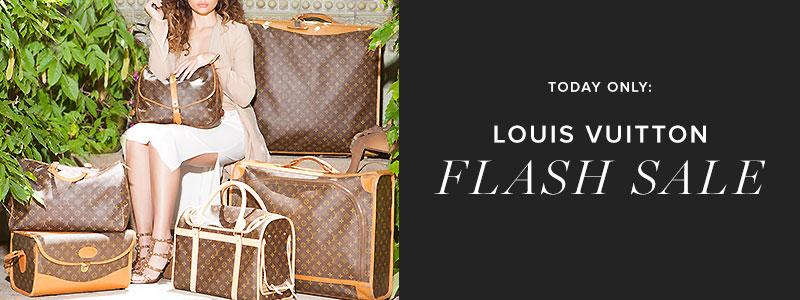 Today Only: Louis Vuitton Flash Sale