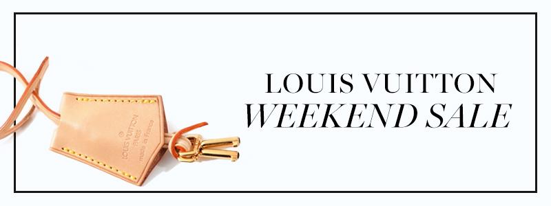 Louis Vuitton Weekend Sale: Totes & Travel Bags