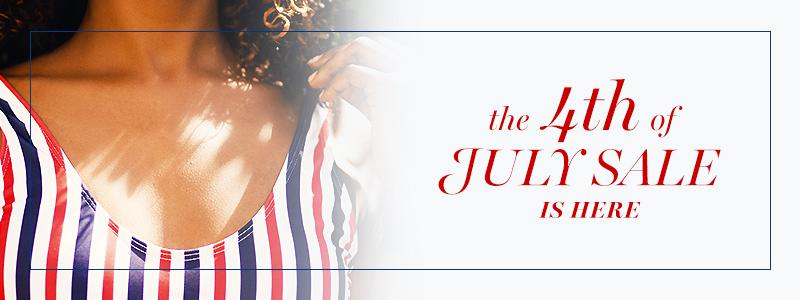 The 4th Of July Sale Is Here