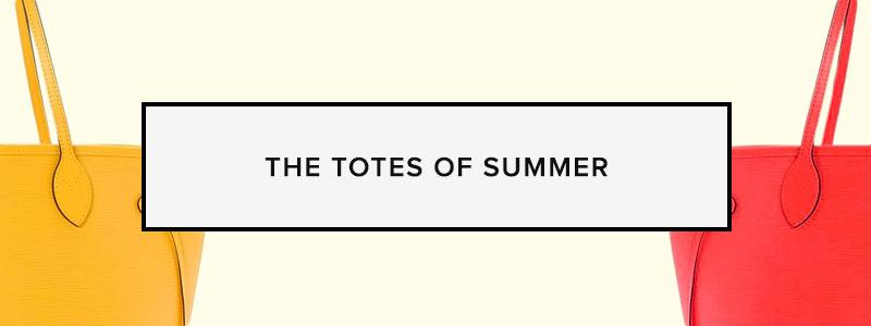 The Totes Of Summer