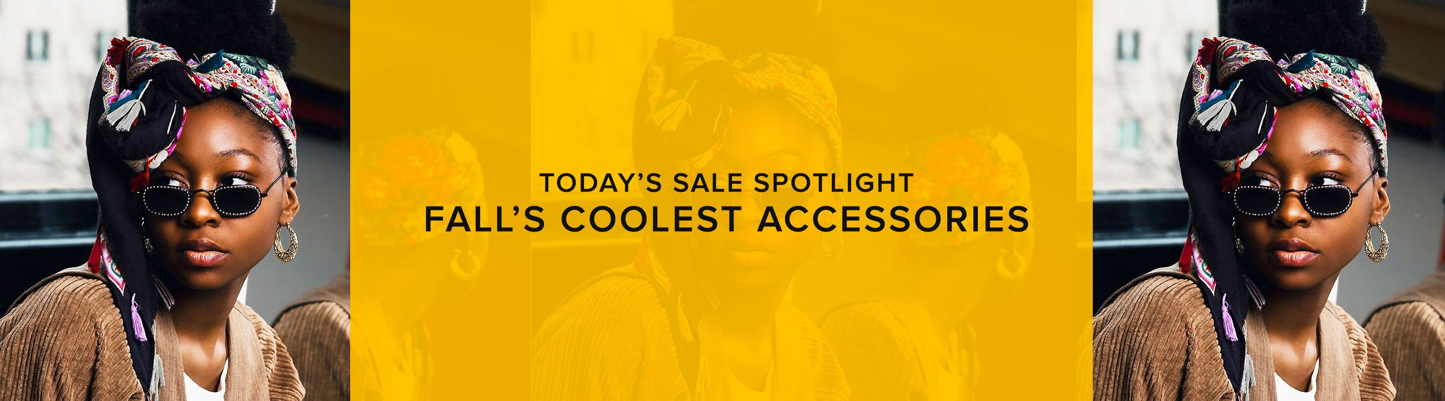 Fall's Coolest Accessories