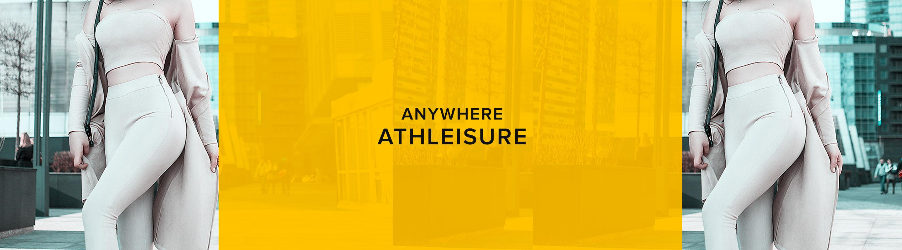 Anywhere Athleisure