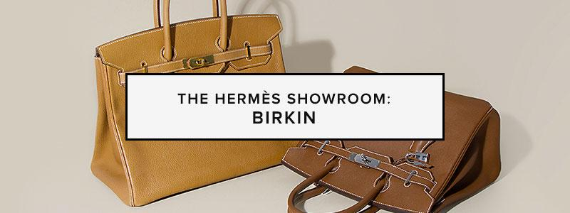 The Hermès Showroom: Birkin