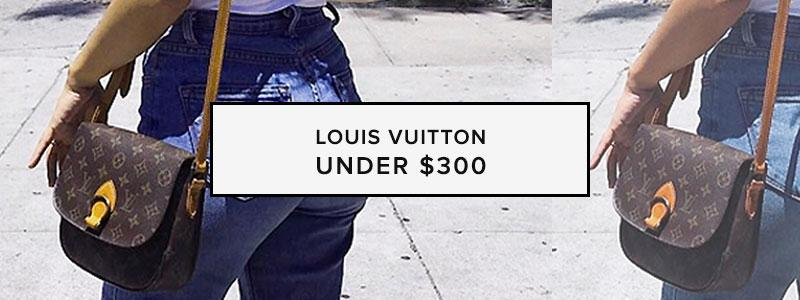 Louis Vuitton Under $300