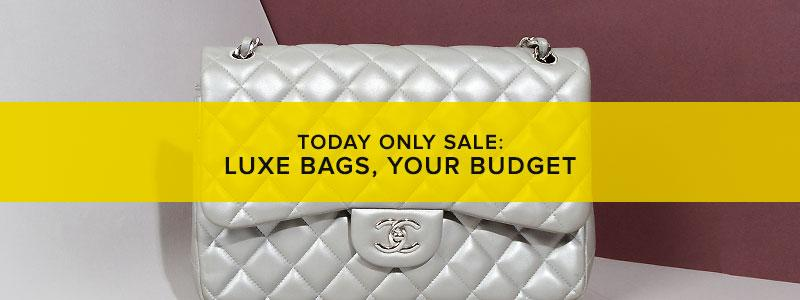 Luxe Bags Your Budget